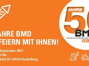 50 Jahre BMD