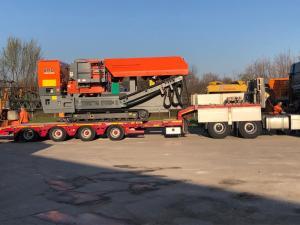 Auslieferung RA 700/7 T