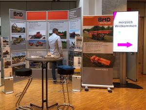 BMD Messestand