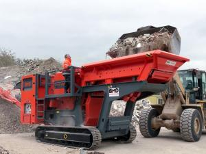 Einsatz BMD Recycler RA 900T